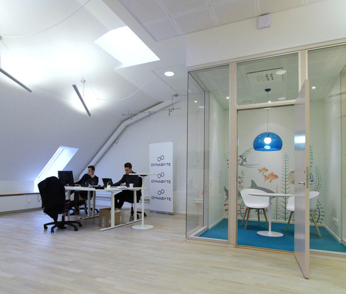 Dynabyte's Stockholm Offices - 3