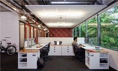 Team Space in Revisiting Microsoft's Redmond Offices