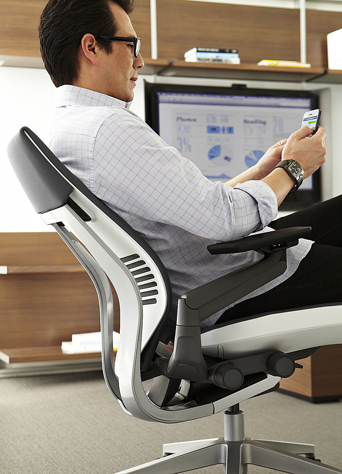 Popular Steelcase us Gesture Chair Designed To Support Today us Technologies