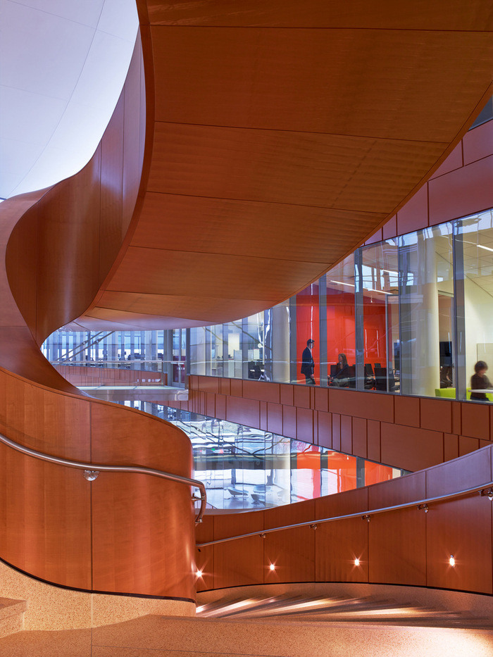 Inside GlaxoSmithKline's Sustainable and Healthy Philadelphia Offices - 3