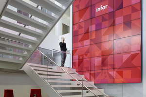 Infor's Collaborative New York City Headquarters