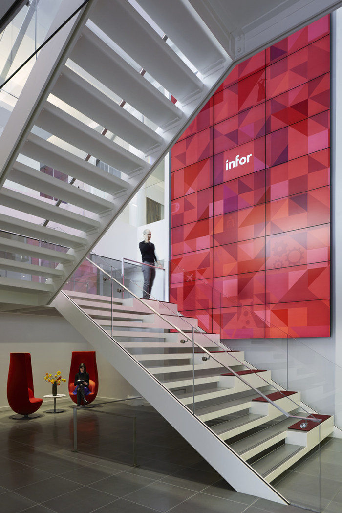 Infor's Collaborative New York City Headquarters - 2