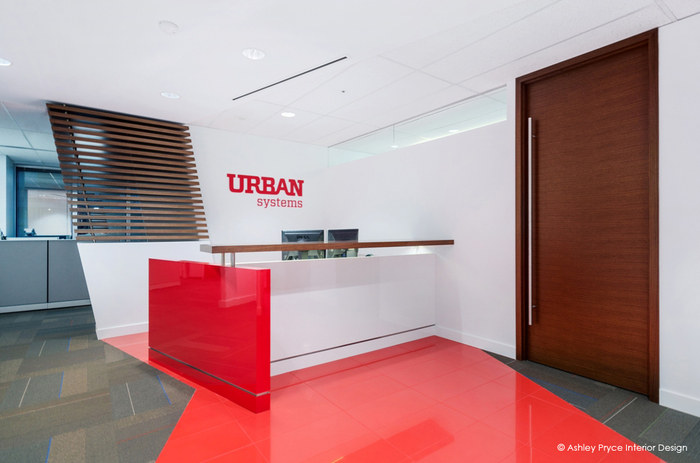The New Urban Systems' Surrey Offices - 2