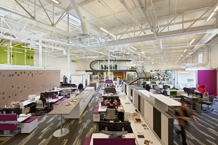 Inside The New One Workplace Headquarters - 14
