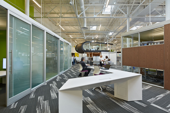 Inside The New One Workplace Headquarters - 15
