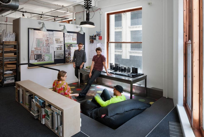 ICRAVE's Collaborative Manhattan Offices - 11