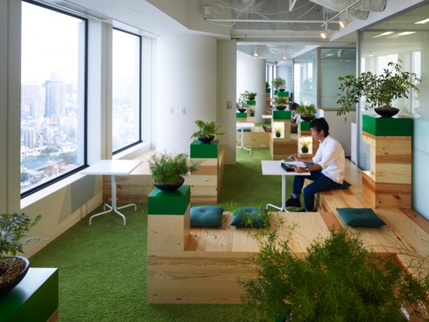 Google's Newest Tokyo Offices - 7