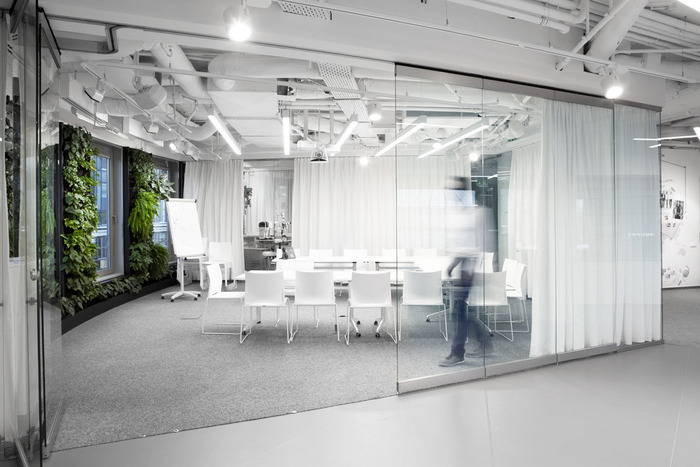 Inside Bausch & Lomb's Warsaw Offices - 5