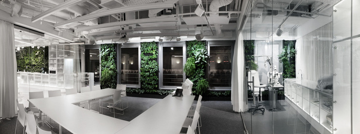 Inside Bausch & Lomb's Warsaw Offices - 8