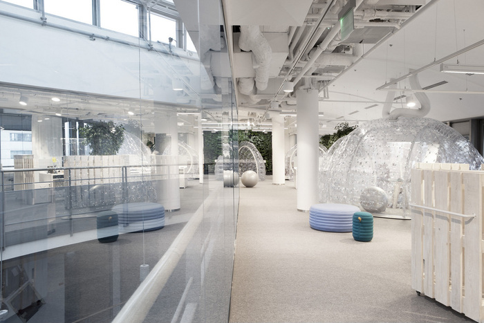 Inside Bausch & Lomb's Warsaw Offices - 10