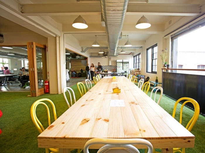HUB Sydney's New Coworking Office - 4