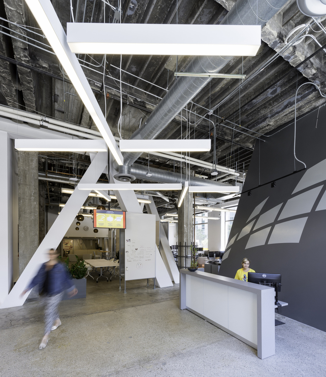Constant Contact's Collaborative San Francisco Offices - Office Snapshots