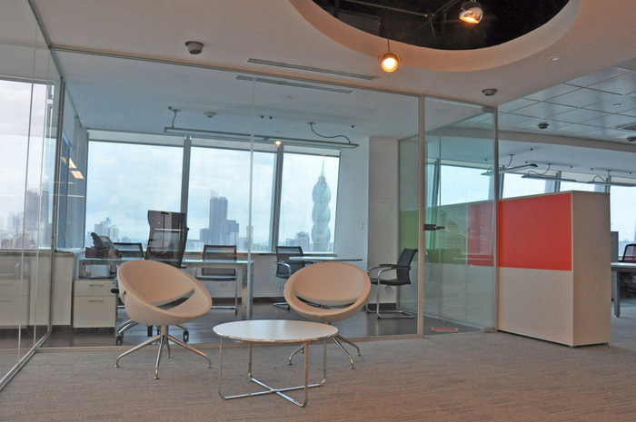 Inside Smartmatic's Panama Offices - 6