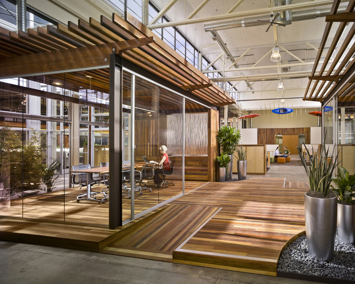 Inside Clif Bar & Company's Emeryville Headquarters - 2