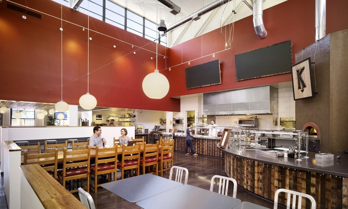 Inside Clif Bar & Company's Emeryville Headquarters - 12