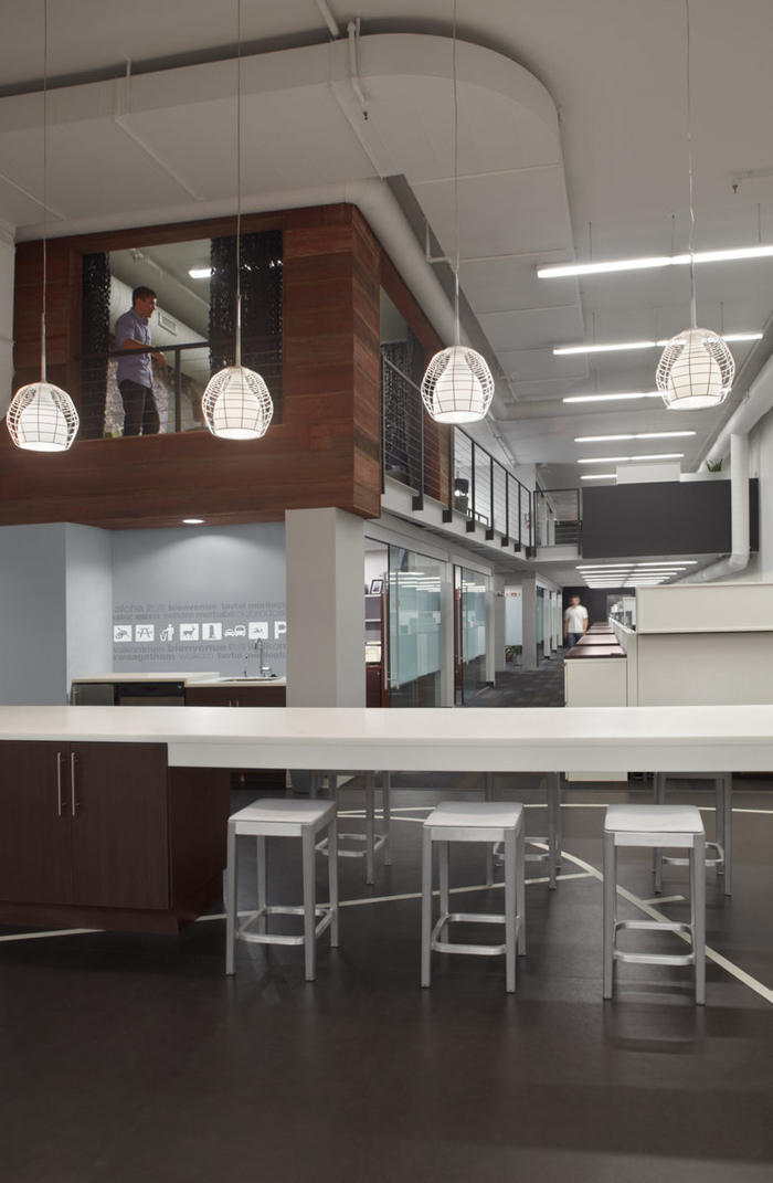 Inside the New Offices of Positively Cleveland - 4