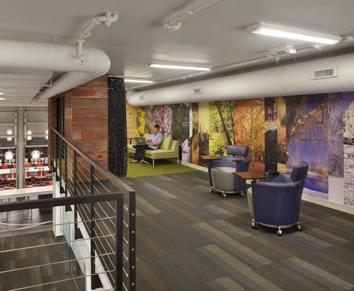 Inside the New Offices of Positively Cleveland - 2