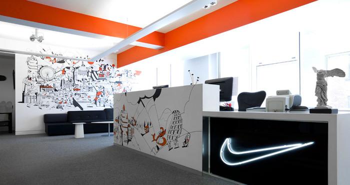Inside Nike's London Offices - 1