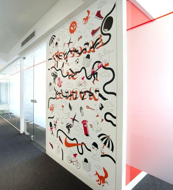Inside Nike's London Offices - 5