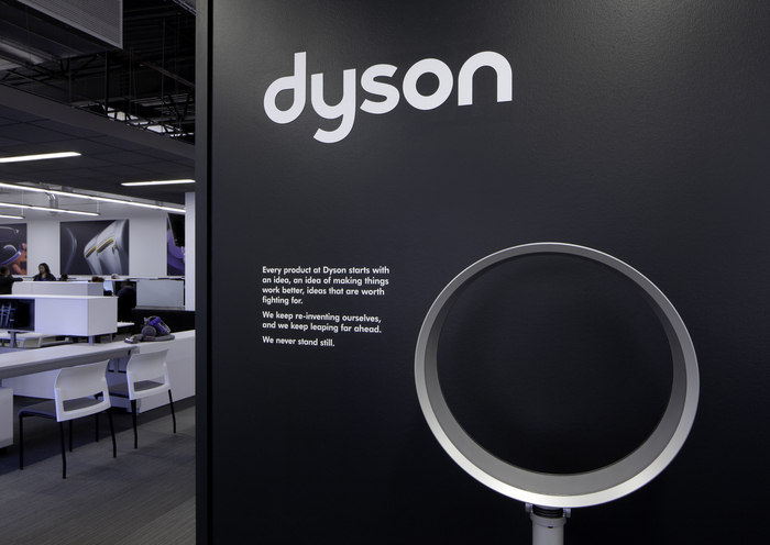 Inside Dyson's Customer Support Center Offices - 3