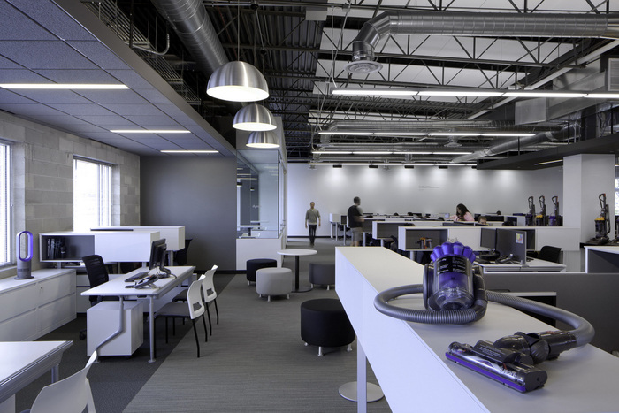 Inside Dyson's Customer Support Center Offices - 7