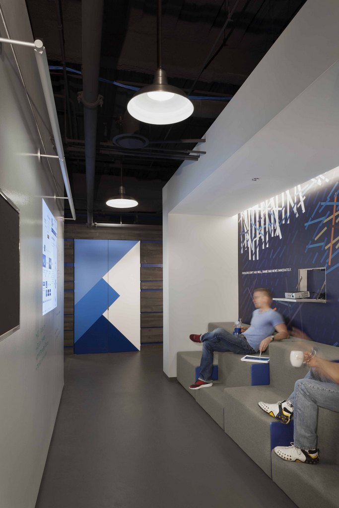 ValueClick's Open and Flexible Chicago Offices - 4