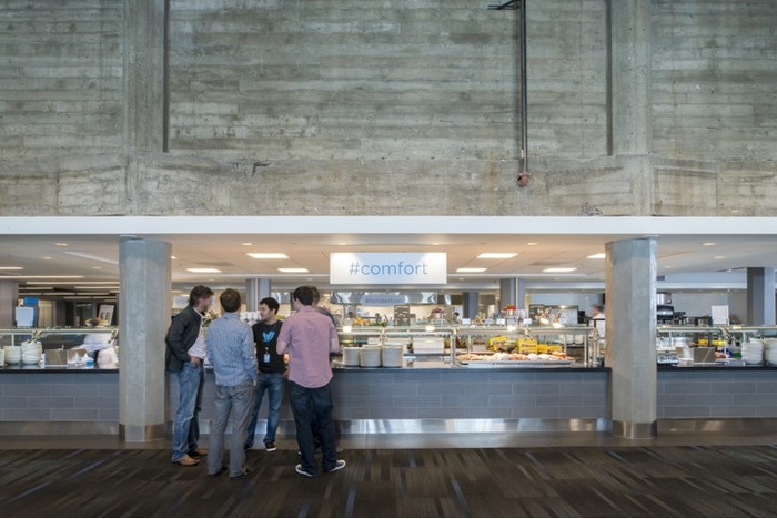 Inside Twitter's San Francisco Headquarters - 20