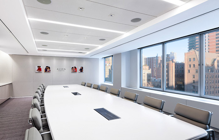 Inside AVON's New York City Executive Offices - 6