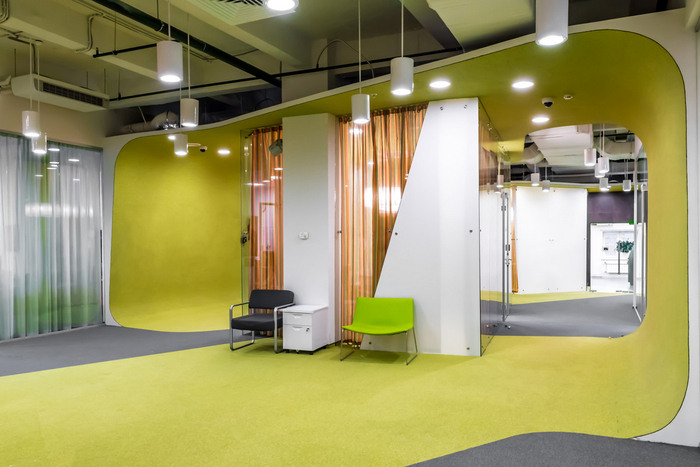 Inside Yandex's New Moscow Offices - 3