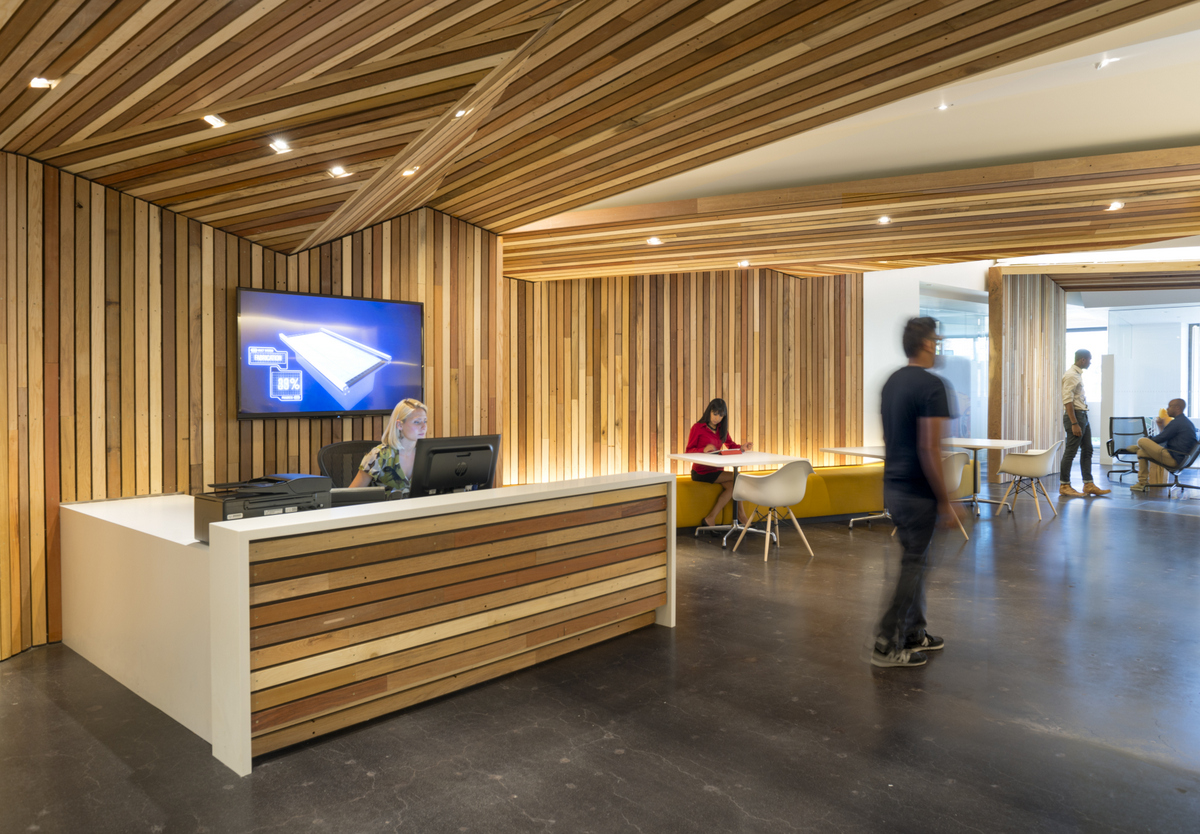 Inside Autodesk S New San Francisco Offices Office Snapshots