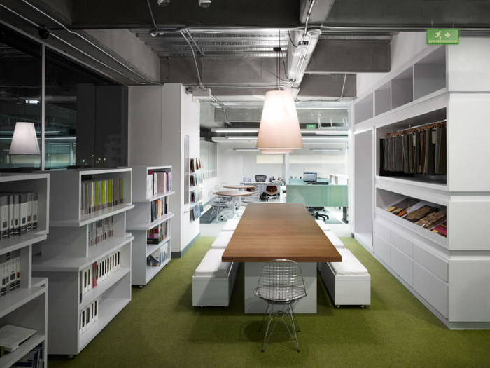 Inside Aei Architecture And Interiors Bogot 225 Offices