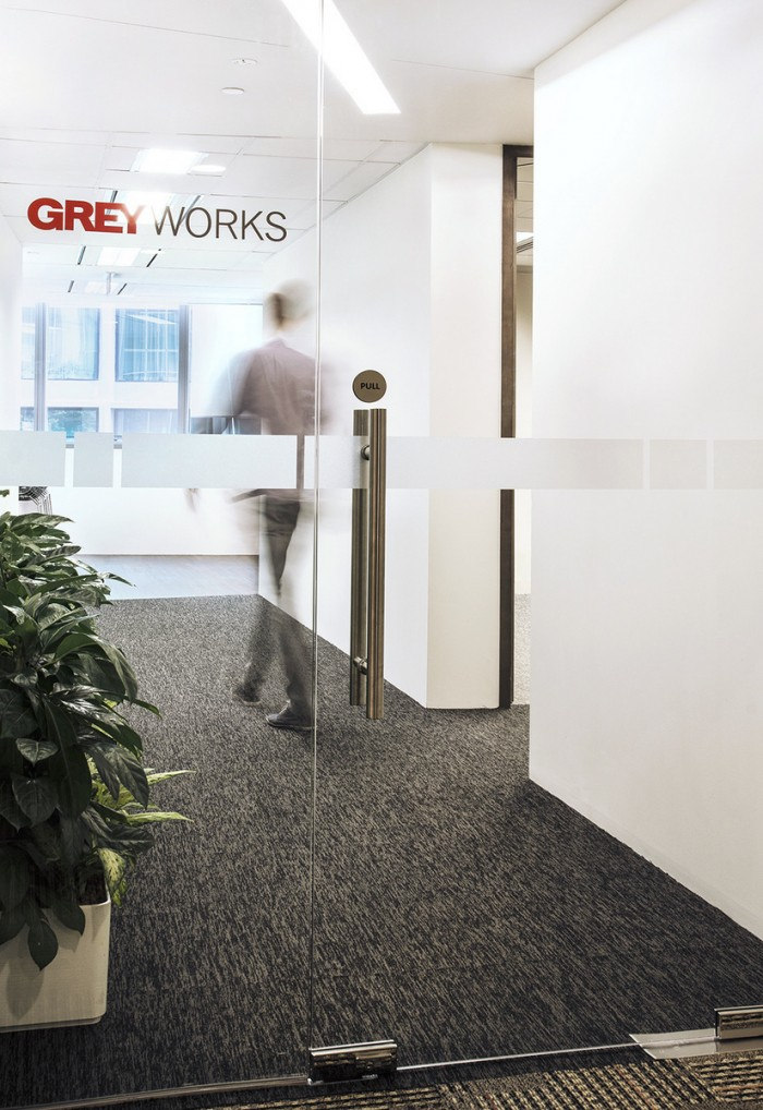 Grey Group GSK Unit's Global Hub Offices - 1