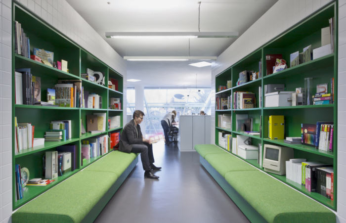Langland's Windsor Advertising Agency Offices / Jump Studios - 6