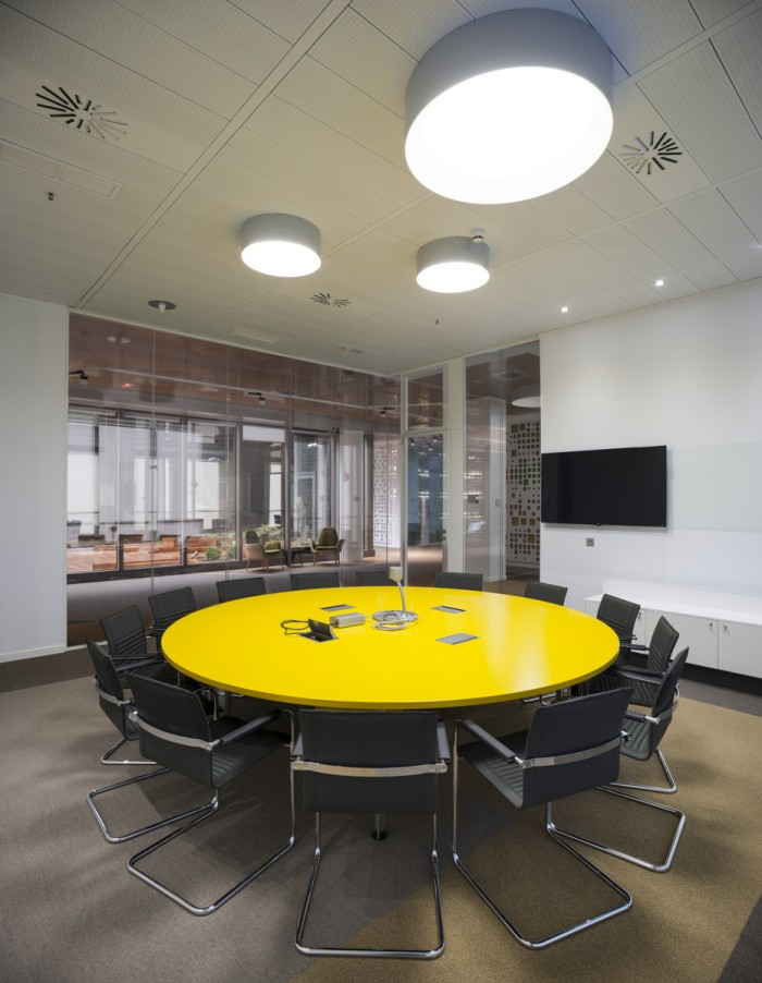 Inside Microsoft's New Madrid Office / 3g office - 6