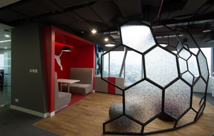 PUMA's Ho Chi Minh City Offices / ADP Architects - 20