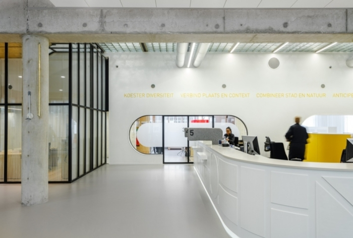 Almere's City Hall Offices / Fokkema & Partners - 8