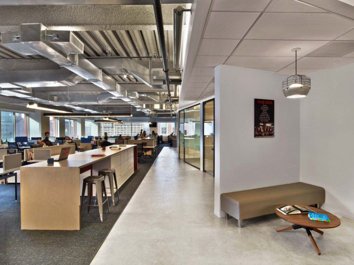 Inside Tough Mudder's Headquarters / M Moser Associates - 19