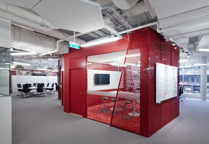 Wise Group's Activity-based Stockholm Offices / BSK Arkitekter - 4