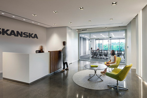 Skanska's USA Building Headquarters