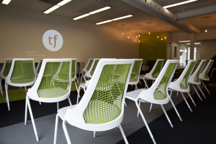 Treefrog's New Newmarket Offices - 17