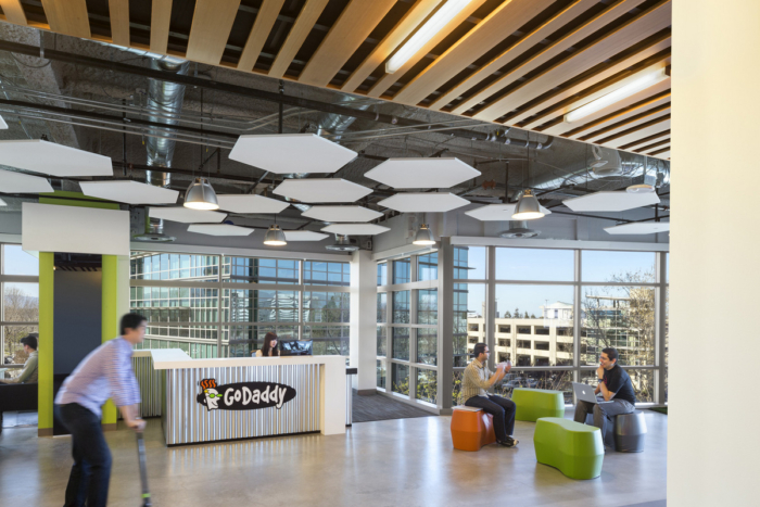 GoDaddy - Sunnyvale Offices - 1