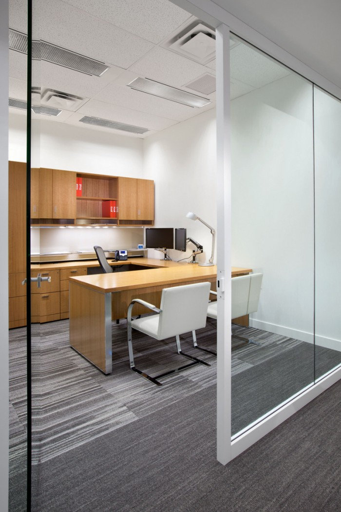 Blackburn Young Office Solutions - Vancouver Showroom and Office - 8