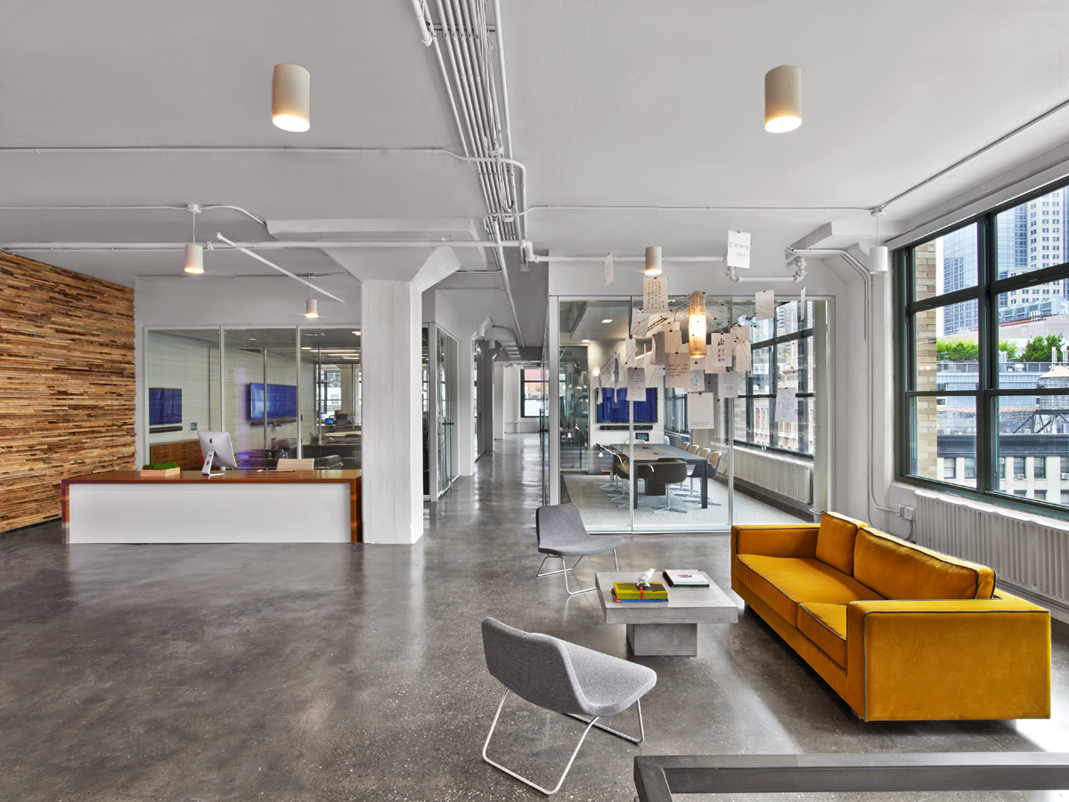 Havas new york city advertising offices office snapshots for Interior design directory nyc