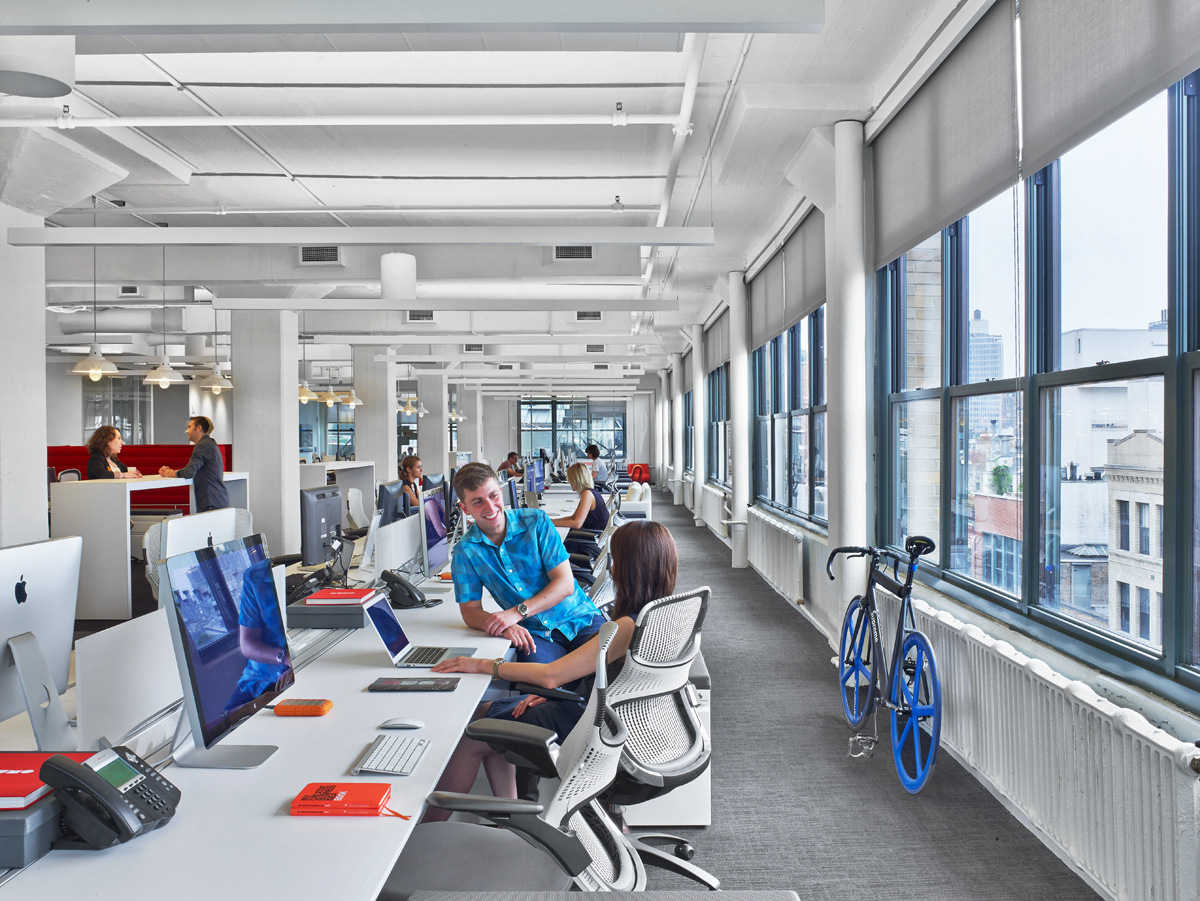 Havas New York City Advertising Offices Office Snapshots