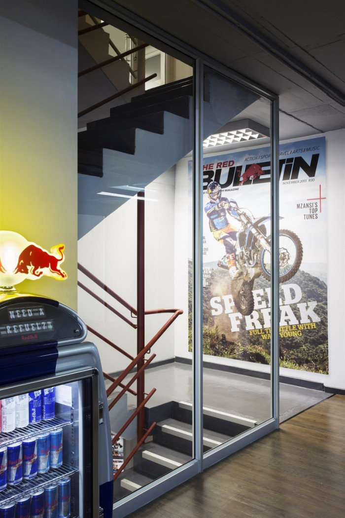 Red Bull - Cape Town Headquarters - 5