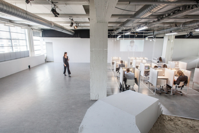 Out of Office - Eindhoven's 'Experimental' Flex-working Space - 19