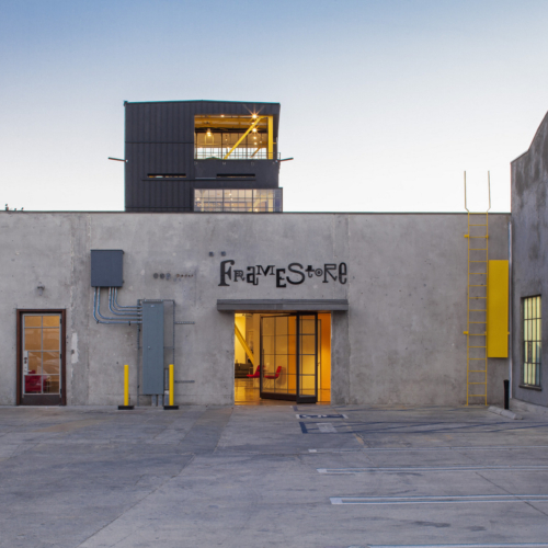 recent Framestore – Los Angeles Studio Offices office design projects