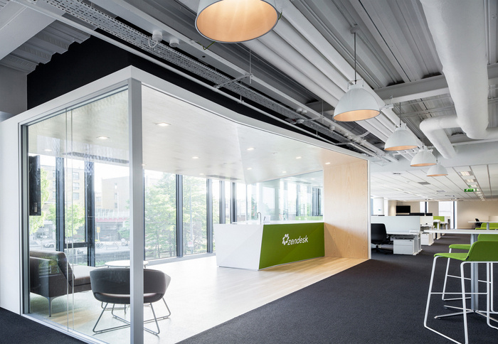Zendesk - Dublin Offices - 1