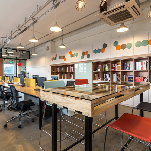 Sennex Consultants – Singapore Offices