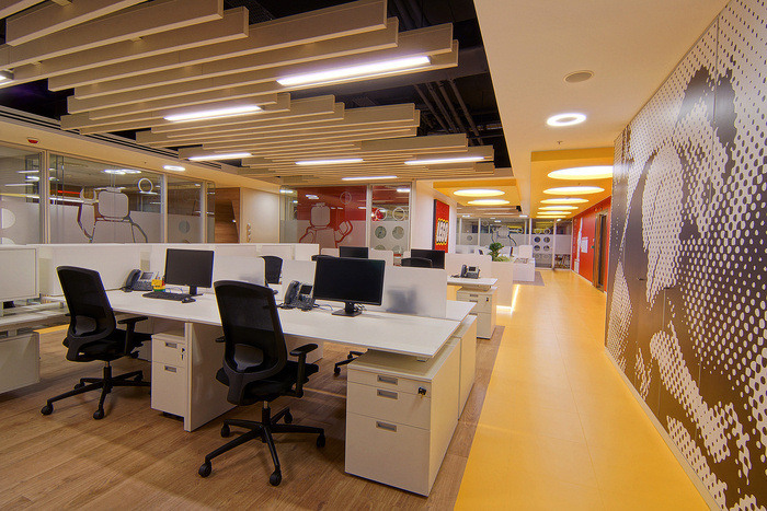 LEGO - Istanbul Offices - 4